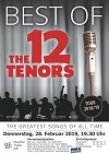 THE 12 TENORS auf großer BEST OF-Tour
